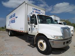 100 Used Box Trucks For Sale By Owner 2005 International DuraStar 4300 Box Truck Item DA6901 S