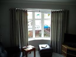 Bendable Curtain Track Bq by Best 25 Bay Window Curtain Poles Ideas On Pinterest Bay Window
