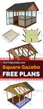 Patio Bistro 240 Instructions by Best 25 Gazebo Ideas Ideas On Pinterest Pergola Ideas Diy