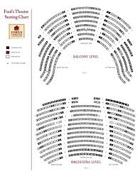 Oriental Theatre Seating Chart Chicago