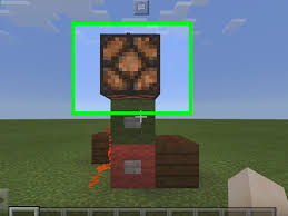 Redstone Lamp Minecraft Pe by How To Make Automatic Lights In Minecraft Pocket Edition 6 Steps