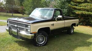 100 1984 Chevy Truck For Sale Chevrolet K10 Custom Standard Cab Pickup 2Door 57L Classic