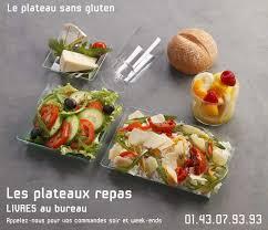 repas de bureau livraison plateaux repas entreprise plateaux repas au