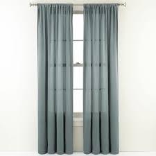 Jcpenney Sheer Curtain Rods by Royal Velvet Ally Rod Pocket Curtain Panel Jcpenney Curtains