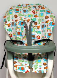 100 Make A High Chair Cover GRCO High Chair Cover Pad Replacement Jungle Fun Custom Made