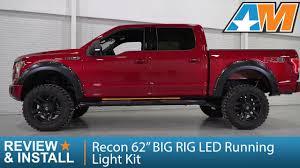 100 Running Lights For Trucks 19972014 F150 Recon 62 BIG RIG LED Light Kit Review