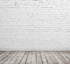 Vinyl Photography Backdrop White Brick Wall Background For