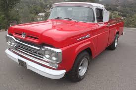 100 Truck For Sell 1960 FORD F100 CUSTOM CAB TRUCK FOR SALE Your Classic Car