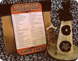 Easy Halloween Scavenger Hunt Clues by Best 25 Halloween Scavenger Hunt Ideas On Pinterest Free
