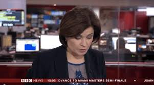 Every Time The BBC News Studio Camera Gave Up