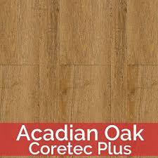 coretec plus acadian oak cp507 luxury vinyl tile engineered flooring