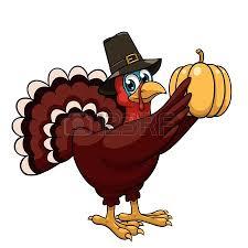 Cute Thanksgiving Turkey Clipart