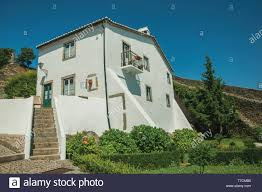 100 Wallhouse Charming Facade Of Old Whitewashed Wall House With Stairs