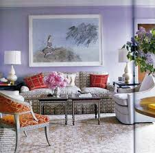 living room light purple wall decorating ideas decorating with