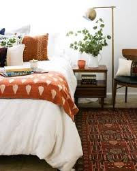 Love The Blanket On Bed And Rug