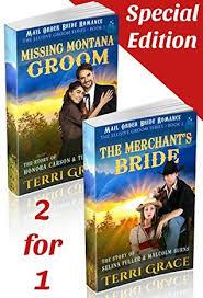 Missing Montana Groom And The Merchants Bride Series Starter 2 In