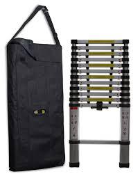 Oxgord Tactical Floor Mats by Telescopic Extension Ladder Heavy Duty Giant Aluminum 12 5 Feet
