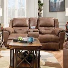 Southern Motion Reclining Sofa Power Headrest by Double Reclining Console Sofa With Power Headrests By Southern