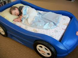 toddler car bed little tikes cars lightning mcqueen twin bed