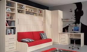 canap avec biblioth que int gr e agencement glad lit avec placard integre wiblia com