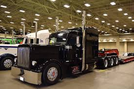 The Great American Truck Show 2015: A Recap | Raney's Blog A Dark Peterbilt Cabover Semi Truck Is Displayed At The 2018 Great Photos Day 2 Of Pride Polish Trucks American Success 2015 Trucking Show Landstar The Truck Recap Raneys Blog Gats 2013 In Dallas Tx By Picture Allies Booth Allie Knight Youtube Photo Gallery Great American Truck Show 2016 Dallas Bangshiftcom Big Rigs And More From