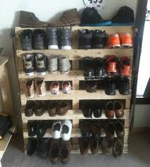 Make DIY Shoe Rack