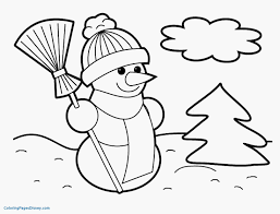 Christmas Crafts For Toddlers Printables Luxury Snowflakes Coloring Pages Awesome Printable
