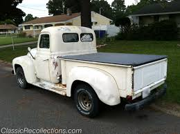 PROJECT CAR: 1952 International L-Series Truck – Classic Recollections