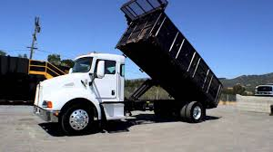 U2741 2006 KENWORTH T300 Flatbed Dump Truck - YouTube Awesome 2000 Ford F250 Flatbed Dump Truck Freightliner Flatbed Dump Truck For Sale 1238 Keven Moore Old Dump Truck Is Missing No More Thanks To Power Of 2002 Lvo Vhd 133254 1988 Mack Scissors Lift 2005 Gmc C8500 24 With Hendrickson Suspension Steeland Alinum Body Welding And Metal Fabrication Used Ford F650 In 91052 Used Trucks Fresno Ca Bodies For Sale Lucky Collector Car Auctions Lot 508 1950 Chevrolet