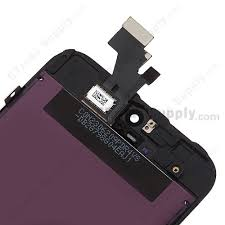 iPhone 5 LCD and Digitizer Assembly with Frame ETrade Supply