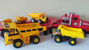 100 Cat Truck Toys Dump Toy Metal Toy Dump S