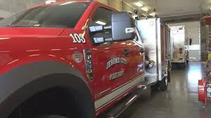 100 First Fire Truck Jerome City Debuts New Truck First Of Its Kind In Magic