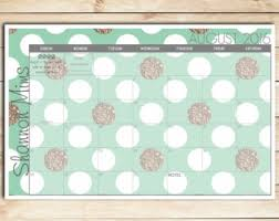 Decorative Desk Blotter Calendars by 2017 2018 Custom Desk Calendar Desk Pad Blotter Calendar