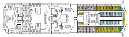 Carnival Conquest Deck Plans by International Cruise Carnival Conquest Deck Plan Crossworld Holidays