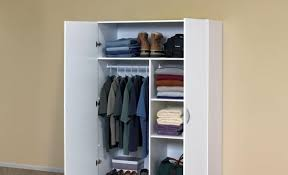 Ameriwood Storage Armoire Cabinet by Wardrobe Hypnotizing Bedroom Wardrobe Closet Black Storage