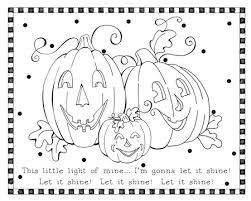 Pumpkin Patch Parable Craft by Jack O Lantern Color Sheet U0026 Liz Curtis Higgs Has A Great