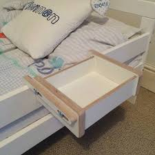 Dex Bed Rail by Bed Box U0027 The Small Adjustable Bunk Bed Bed Shelf Box Bed Shelves