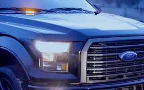 2016 Ford F-150 Adds Built-In LED Strobe Lights For Fleet Vehicles ...