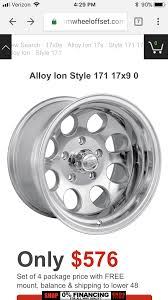 Any Major Difference Between Alloy Ion 171s And Pacer 164P LT Rims ... Custom Car Rims Luxury Pacer Wheels Steel Truck All Of Us With A 5x135 Bolt Patternpost Ur Wheels Not Many In 165mb Navigator Gloss Black Machined 308 Roost Matte Black Wheels And Modern Ar62 Outlaw Ii Tires Nighthawk Configurator Craigslist 790c Insight Atd Us Mags Mustang Standard Wheel 15x7 Chrome 651973 Pacer 187p Warrior Polished Fuel Vector D601 Anthracite Ring 166sb Nighthawk 187 Warrior On Sale