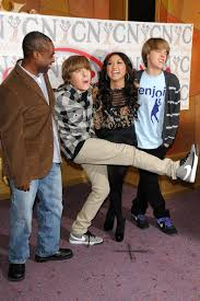 dylan sprouse and phill lewis photos photos cast of the suite