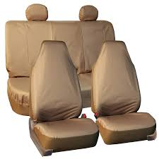 100 Truck Seat Covers Amazoncom FH GROUP FHFB113114 Full Set Rugged Oxford Waterproof