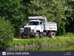 A White Mack Dump Truck Lorry Driving Down A Very Narrow Canal Path ... 1949 Mack 75 Vintage Rare Smith Miller B Blue Diamond Hydraulic Dump Truck 2001 Ch613 Dump Truck Item J8675 Sold December 29 Used Rd 688 Certified Low Miles At More 2018 Mack Gu713 Dump Truck For Sale 540871 Rb688s Triple Axle 8114 Tandem Axles 1996 Cl713 For Sale Auction Or Lease Caledonia Ny Trucks Ready To Work Mctrucks 1985 R686st D2496 July 16 Con 1989 R690t Online Government Auctions Of