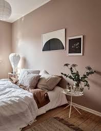 aktuelle wohnraumfarben fürs schlafzimmer wandfarbe altrosa