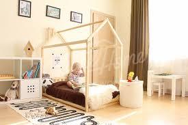 House bed toddler bed bed home frame bed original bed