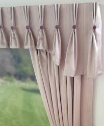 Cheap Waterfall Valance Curtains by Shaped Pinch Pleat Curtain Valance With Buttons C U R T A I N