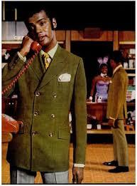 Vintage Mens Wear 1968