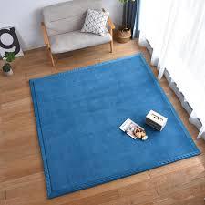 großhandel neue ankunft neues angebot für kinder kriechende matte baby nacht decke tatami teppich wohnzimmer schlafzimmer dicken korallen vlies