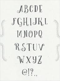 Curely Free Handmade Font For Cute Greeting Cards