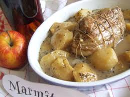 cuisiner du veau rôti de veau normand recette rôti de veau normand et rôti