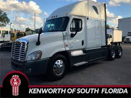 100 Trucks For Sale South Florida 2013 FREIGHTLINER CASCADIA 125 In T Lauderdale